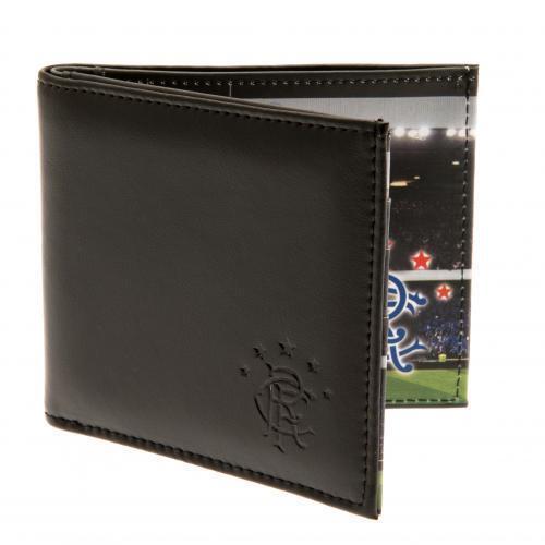 Glasgow Rangers FC ufficiale in rilievo stemma panoramico Wallet