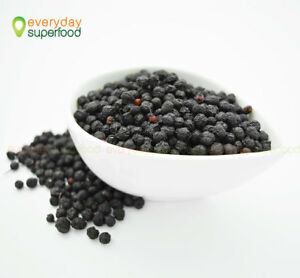 Dried Maqui Berry Fruit Whole Maqui Berries Fruit Everyday