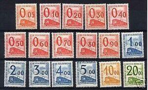 FRANCE-STAMP-TIMBRE-COLIS-POSTAUX-31-47-034-CHEMIN-DE-FER-TRAINS-034-NEUFS-xx-SUP