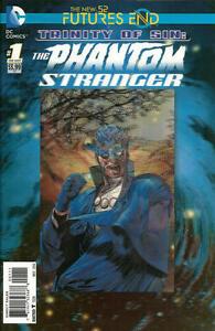 Futures-End-Trinity-of-Sin-Phantom-Stranger-1-3D-Cover-Near-Mint-New-52-DC-2014