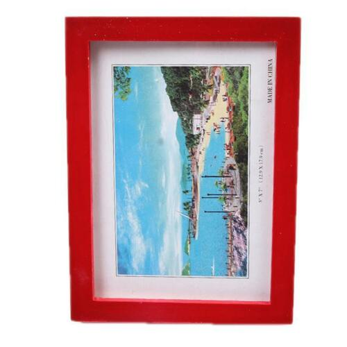 """SS Hot Style 5/""""//6/""""//7/""""//8/"""" Multi-size Room Decor Wooden Picture Photo Wall Frame"""