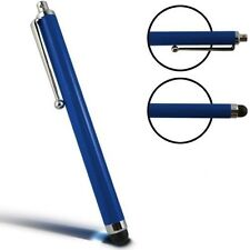 Blue Capacitive Resistive Touchscreen Stylus Pen for Apple iPad 1/2/3 / Sony