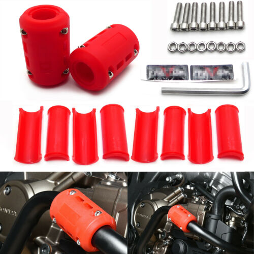 Bumper Guard Block Kit 22//25//28mm For KTM 1290 1090 1050 1190R 690 Enduro