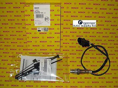 Bosch 17353 Oxygen Sensor for 1999-2009 Audi A4 A6 S4 TT VW Beetle UPSTREAM