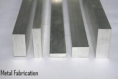 """Aluminium Flat  Bar 1/"""" x 1//4/"""" x 450mm     HE30"""