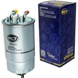 Original-sct-Filtro-de-combustible-St-6121-fuel-filter