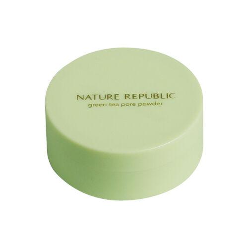 [NATURE REPUBLIC] Botanical Green Tea Pore Powder - 5g