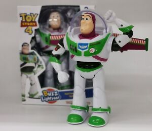 Toy-Story-4-Buzz-Lightyear-26cm-Walking-Sounds-Lights-Action-Figure-Toy-Best-Gi