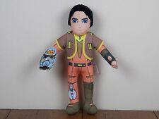 """Star Wars Rebels 10"""" Ezra Bridger Plush Stuffed Doll Figure Toy **NEW W/ TAGS**"""