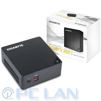 Gigabyte Brix S I3 7100u 2.4ghz Usb 3.1 Ultra Mini Pc Barebone Gb-bki3ha-7100