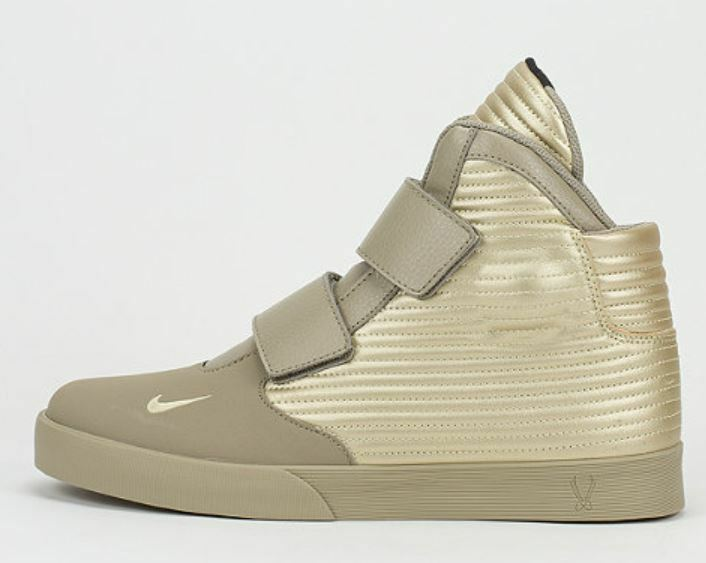Nike Flystepper 2k3 Gr 42,5 bamboo metallic Golden tan 644576 299  | Moderne Technologie