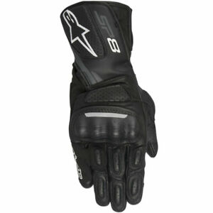 Alpinestars Sp 8 V2 Leather Motorcycle Gloves Ebay
