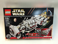 New Sealed LEGO Star Wars Tantive IV 10198