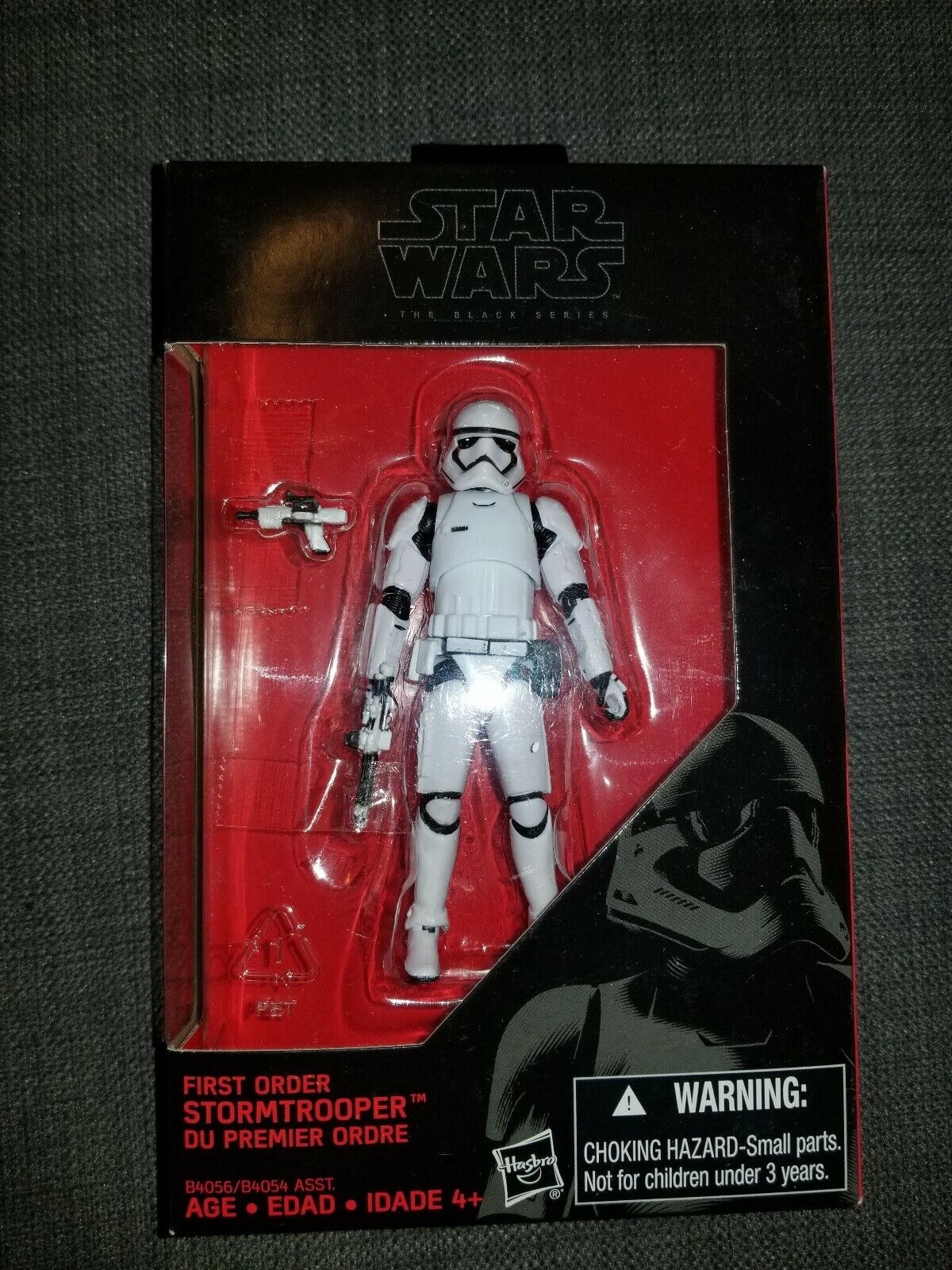 "STAR WARS IMPERIAL STORMTROOPER 12/"" Tall Large Action Figure MIB NEW!"