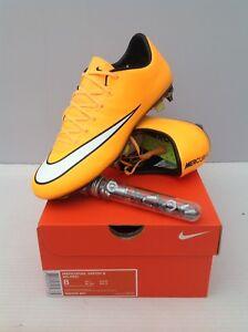 najlepiej kochany świeże style rozmiar 40 Details about Nike Mercurial Vapor X SG-Pro UK 7 Laser  Orange/White/Black/Volt