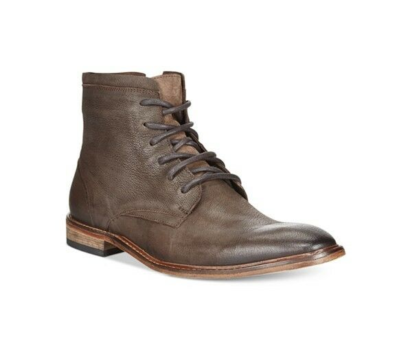 NEW Kenneth Cole REACTION Prove It 2 ME Lace-Up Leather Boot CHOOSE SIZES