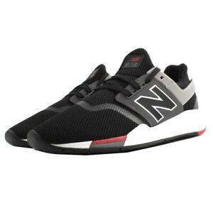 new balance uomo ms247 nero