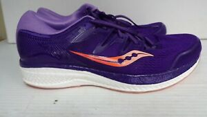 Saucony Womens ISO Everun Running Walking Shoes Sneakers Sz 11.5  S982