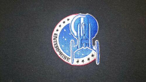 STAR TREK USS ENTERPRISE POLO SHIRT
