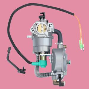Dual Fuel Carburetor LPG Conversion Gas Generator fits Honda GX390 188F Engine