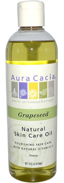 Aura Cacia Natural Skin Care Oil, Grapeseed for sale ...