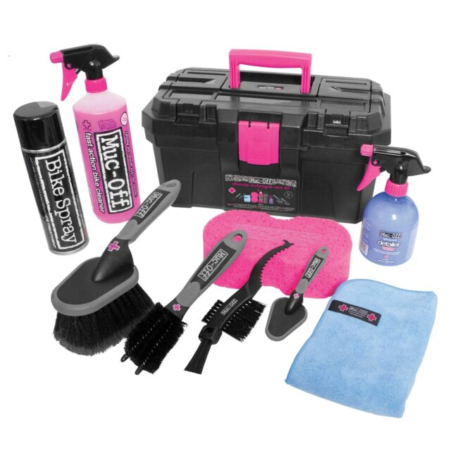 Muc-Off Ultimate Motorcycle Cleaning Kit - 10 Piece