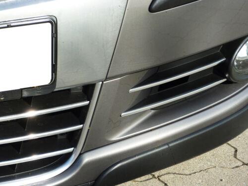 VW Touran 1 T Gp 06-10 Cross R-line Chrome moulure de calandre Bas 3 m