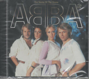 Abba-The-Name-Of-The-Game-CD-NEU-Waterloo-Gimme-Gimme-Gimme-Kisses-Of-Fire