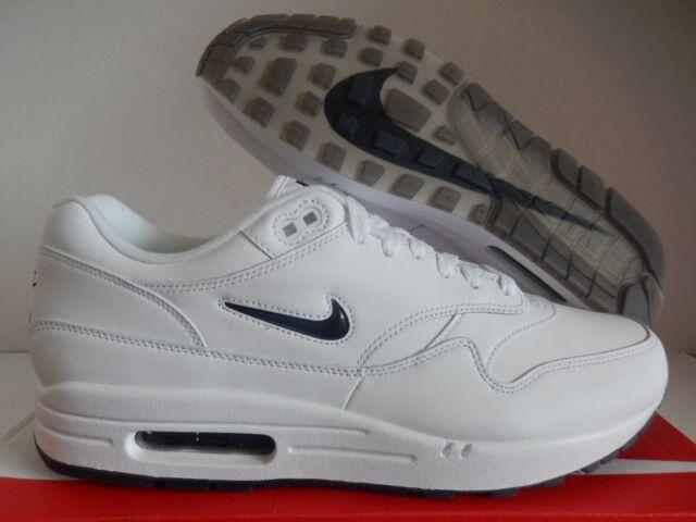 Nike Air Max 1 Premium SC White-black Sz 12 918354-103   eBay 1e6bfed87c7a