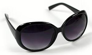 Retro Black Frame Ladies 80s Large New Women Girl Vintage w0ApxRwSqn