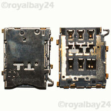 Original Samsung Galaxy A5 SIM Karten-Leser Adapter A500F nano Cardreader reader