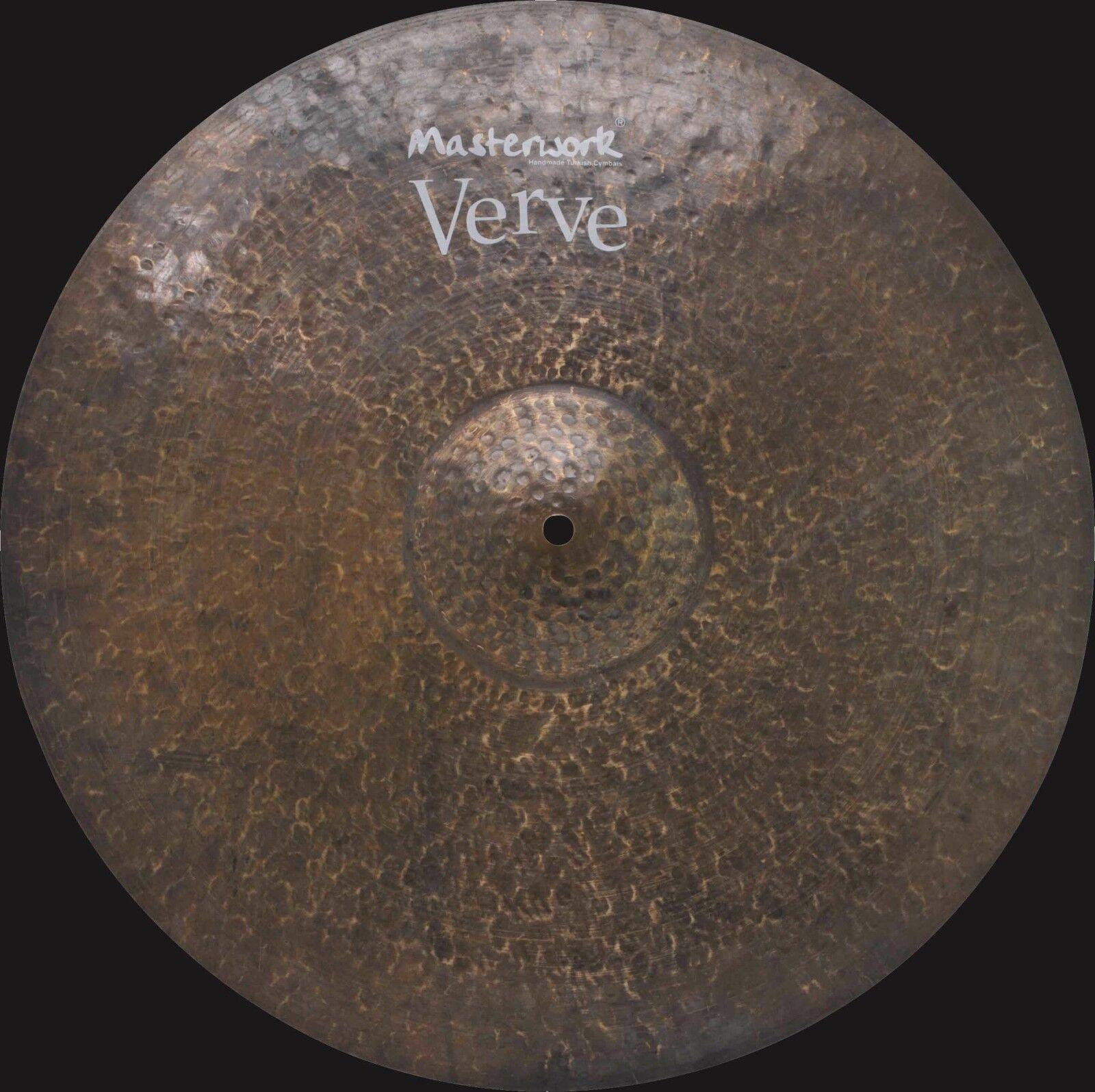 Masterwork Cymbals Jazz Series 19-inch  Verve Dark Ride