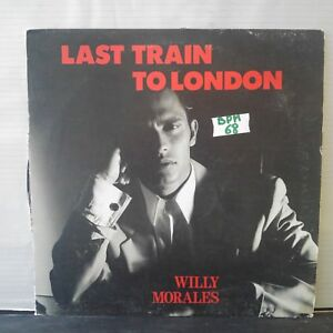 Willy-Morales-Last-Train-To-London-Vinyl-12-034-Maxi-33-Tours