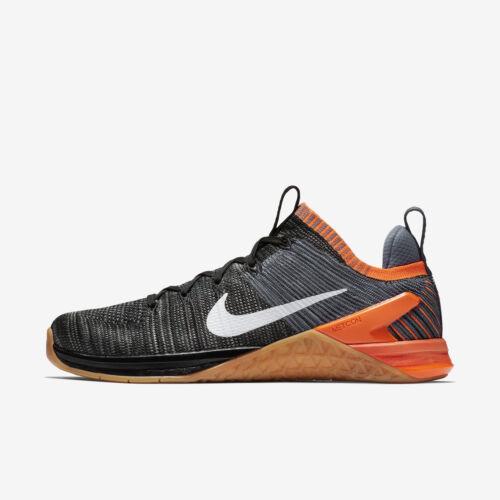 Crimson Weiß Nike Schwarz 005 Flyknit 924423 14 Grey Dsx Sz 2 Metcon Männer Hyper 8vpqC48