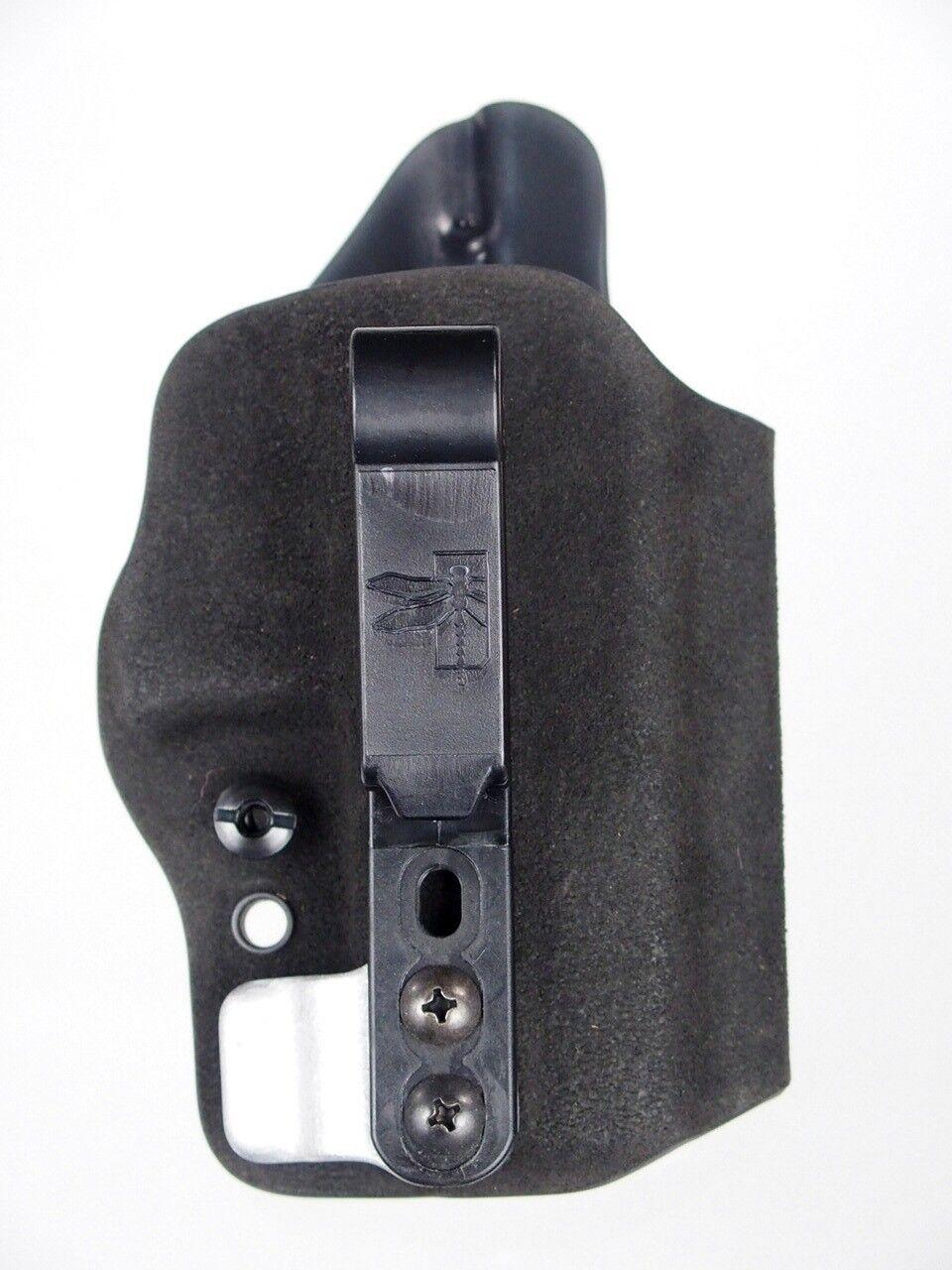 Haley Código G estratégicas Eclipse RMR media guardia Pistolera Para GEN 5 Glock 19 23 32