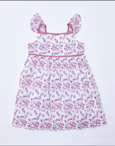 NEW RRP £49 Neck And Neck Flower Dress U21