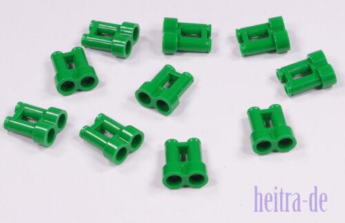 LEGO Green Binoculars Town 30162 NEUWARE 10 x Fernglas grün Ferngläser a4
