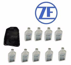 OEM-ZF-Transmission-Oil-Pan-Filter-Kitr-039-s-ZF-Lifeguard-6-Trans-Fluid