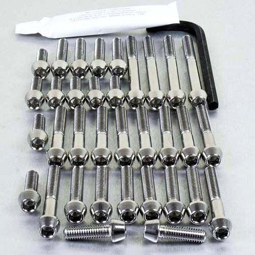 Pro-Bolt Stainless Steel Engine Bolt Kit EKTM210SS KTM 990 Superduke 07-13