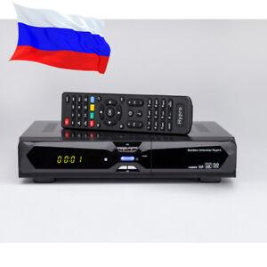 Russische-TV-Golden-Interstar-Hypro-4K-Android-Sat-Kabel-Terr-Receiver-UHD