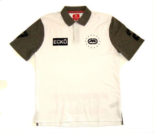 Ecko UNLTD Men/'s Racer Polo