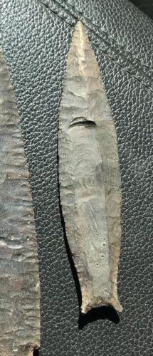 Bronze Copy Of A Flint Cumberland Point