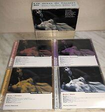 BOX 4 CD OPERA OF TRAGEDY - PUCCINI - VERDI - CALLAS - PAVAROTTI
