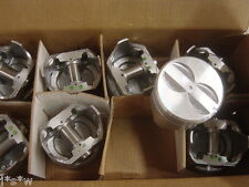 305 CHEVY PISTONS FLAT TOPS .060 OVER 83 THRU 88 9.5 TO 1 COMPRESSION