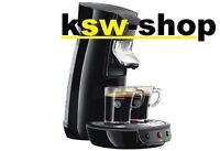Philips Senseo Viva Cafe Hd 7825 Schwarz Senseo Pads Neu & Ovp