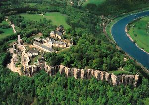 AK-Koenigstein-Elbe-Festung-Koenigstein-Luftbildansicht-um-2000