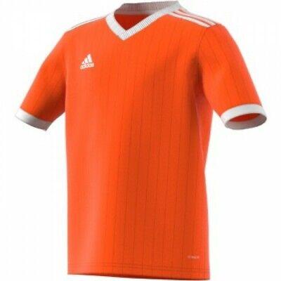 Adidas Tabela 18 Jersey Youth Size Orange or White XL MSRP $25   eBay
