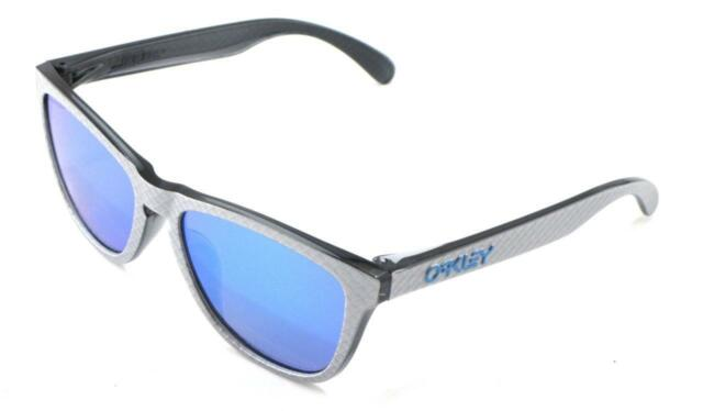 4ef0aa4323d Oakley Sunglasses Asian Fit Frogskins Prizm Sapphire CHCK Oo9245-5954
