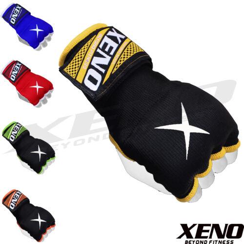 Hand Wraps Inner Boxing Gloves Bandages Muay Thai MMA Punching Bag Kick Pair
