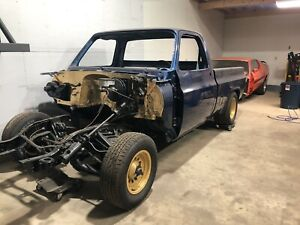 1981 Chevrolet c10 reg cab shorty